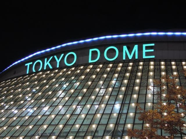ホームラン 東京 やすい ドーム 出